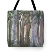 Forest Spring Tote Bag
