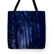 Forest Starlight Tote Bag