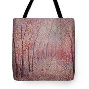 Forest Stillness. Tote Bag