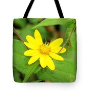 Forest Sunflower Tote Bag