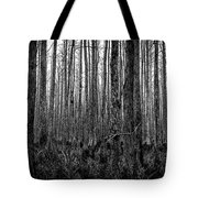Forest Thru The Trees Tote Bag