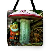 Forest Toy Tote Bag