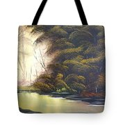 Forest Tranquility  Tote Bag