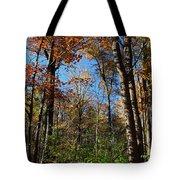 Forest Veteran Tote Bag