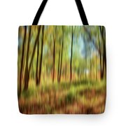 Forest Vision Tote Bag