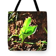 Forest Wildlife Nature Tote Bag