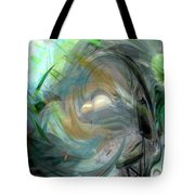 Forest Wind Tote Bag