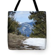 Forest Window  Tote Bag