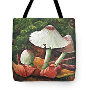 Forest Wonders Tote Bag