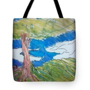 Forestree Tote Bag