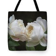 Forever And Always - Desdemona Roses Tote Bag