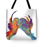 Forever And Always Tote Bag