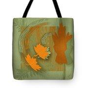 Forever Leaves Tote Bag