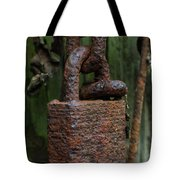 Forever Locked Tote Bag
