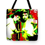 Forever Pinup II Tote Bag