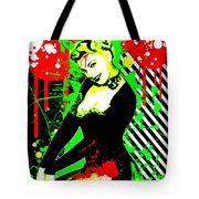 Forever Pinup IIi Tote Bag