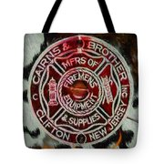 Forged In Fire - Cairns - Oil Tote Bag