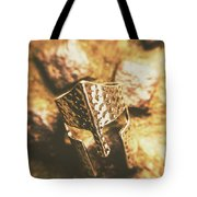 Forged In The Crusades Tote Bag