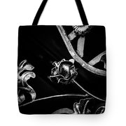 Forged Pattern Tote Bag