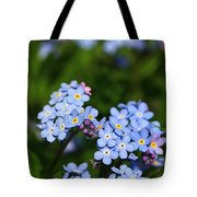 Forget Me Not 1 Tote Bag