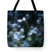 Forget Me Not Tote Bag