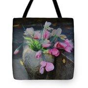 Forgotten Again - Painted Tote Bag