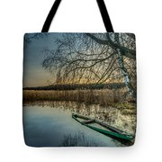Forgotten And Sunk Tote Bag by Julis Simo