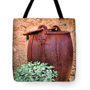 Forgotten Bucket Tote Bag