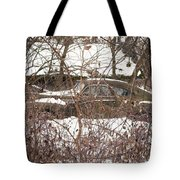 Forgotten But Not Lost Tote Bag