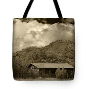 Forgotten By Time Tote Bag