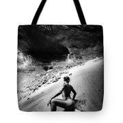 Forgotten Canyon Tote Bag