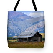 Forgotten Homestead Tote Bag