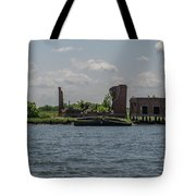 Forgotten Industry Tote Bag