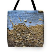 Forgotten Line II Tote Bag by Stephen Mitchell