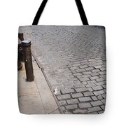 Forgotten N Y Tote Bag