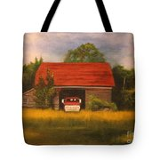 Forgotten Old Ford Tote Bag