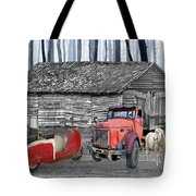 Forgotten Old Timers Tote Bag
