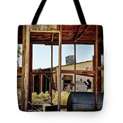 Forgotten Past Tote Bag