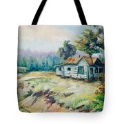 Forgotten Places II Tote Bag