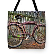 Forgotten Ride 1 Tote Bag