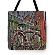 Forgotten Ride 2 Tote Bag