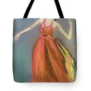 Forgotten Steps Tote Bag