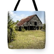 Forgotten Times Tote Bag