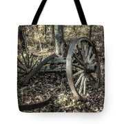 Forgotten Wagon Tote Bag