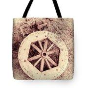 Forgotten Work Tote Bag
