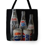 Foriegn Colas Tote Bag