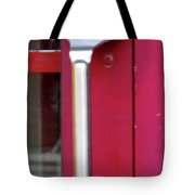 Fork Door Handle Tote Bag