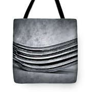 Forks - Antique Look Tote Bag