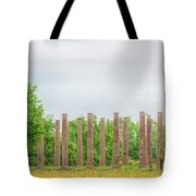 Forks Of Cypress Tote Bag