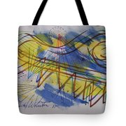 Form View 36 Tote Bag